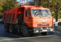 Самосвал КамАЗ-65115 #У727ТВ163. г. Самара, Московское шоссе