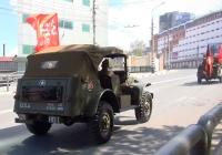 Легкий транспортер вооружения Dodge WC-57 #В057НЕ163. г. Самара, Волжский пр.