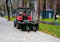 Беларус 320.4 #8785СЕ63. г. Самара, ул. Первомайская, сквер им. В. И. Фадеева