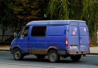 """Грузо-пассажирский автомобиль ГАЗ-2217 """"Соболь Баргузин"""" #В258МО763. г. Самара, ул. Полевая"""