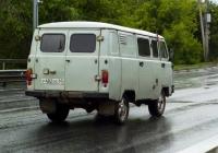 Грузо-пассажирский автомобиль УАЗ-3909  #У482ОС63. г. Самара, Южный мост