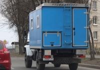 Мастерская РусКомТранс-3813GO на шасси ГАЗ-33088 Садко #У 350 РУ 60. г. Псков, ул. Юбилейная