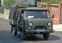 Грузо-пассажирский автомобиль УАЗ-39094 #Е153НО82. Республика Крым, г.о. Ялта, Мисхор, Алупкинское шоссе