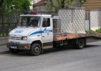 Эвакуатор на шасси ЗИЛ-5301 #О0586 78. г. Санкт-Петербург, Набережная р. Карповки