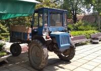 Самоходное шасси Т-16МГ-У1 #00862Т АК. Республика Крым, г. Ялта, пгт. Никита, Никитский ботанический сад