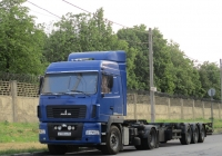 Седельный тягач МАЗ-544018-1320-031#Е110ОХ53. г. Санкт-Петербург, Московское шоссе