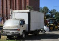 Фургон на шасси Isuzu NPR* #А902ОХ178. г. Санкт-Петербург, ул. Дудко