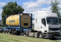 Седельный тягач Renault Premium #А619ОО198. г. Санкт-Петербург, ул. Антонова-Овсеенко