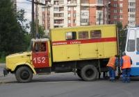 Ремонтная машина на шасси ЗиЛ-433362. г. Санкт-Петербург, ул. Дыбенко