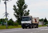 Самосвал на шасси Renault Trucks C/K  #ВС 6637 IЕ. Полтавская обл., пгт Чутово, ул. Полтавский Шлях
