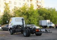 Шасси Hyundai HD78 #В679РУ147. г. Санкт-Петербург, Якорная ул
