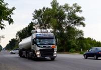 Седельный тягач с цистерной на базе автомобиля Volvo FM 42 Т  #АЕ 4461 IО. Полтавская обл., г. Полтава, Зеньковская ул.