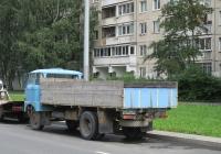 Грузовой автомобиль IFA W50L #Е637ОО34. г. Санкт-Петербург, пр. Наставников