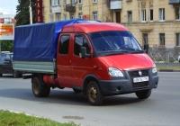 Бортовой грузовой автомобиль ГАЗ-33023-288 «Фермер» #Е861ЕС63. г. Самара, ул. Гагарина