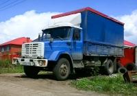 Бортовой грузовой автомобиль ЗиЛ-4331* #А572АУ163. г. Самара, ул. Александра Невского