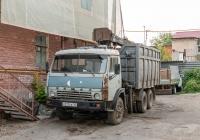 Ломовоз на шасси КАМАЗ-5511 #К517ЕВ763. г. Самара, ул. Кутякова