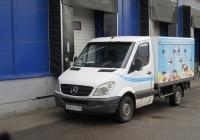 Изотермический фургон на шасси Mercedes-Benz Sprinter 309 CDI #У581ЕЕ178. г. Санкт-Петербург, Якорная ул.