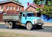 Сельскохозяйственный самосвал ММЗ-554 на шасси ЗиЛ-130 #В909РА63. г. Самара, Белорусская ул.